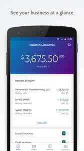 paypal business send invoices android apps on google play