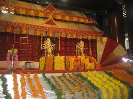 Malayalee Wedding Decorations Nair Weddings U2013 The Antithesis Of Conspicuous Consumption Rana U0027s