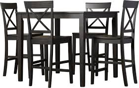 Tahoe 5 Piece Patio Dining Set - alcott hill reeves 5 piece counter height dining set u0026 reviews