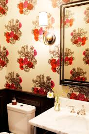 Wallpaper Bathroom Ideas Top 25 Best Graphic Wallpaper Ideas On Pinterest Modern