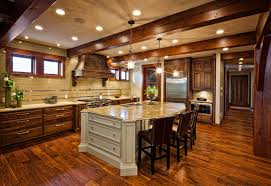 a frame kitchen ideas sensational idea timber frame home kitchen designs 11 home act