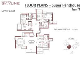 super penthouse concourse skyline