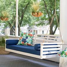 belham living brighton beach deep seating porch swing bed with