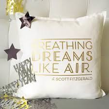 great gatsby home decor breathing dreams like air