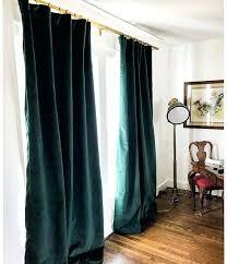 Velvet Curtain Panels Target Velvet Curtain Cotton Luster Velvet Curtain Purple Velvet