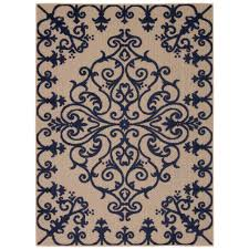 Mohawk Outdoor Rug Floor Rug Mohawk Home Summer Splash Indooroutdoor Nylon Rug