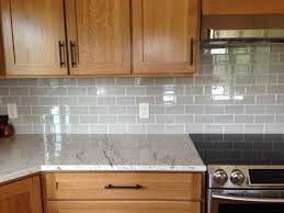 White Backsplash For Kitchen by Best 20 Kitchen Tile Backsplash With Oak Ideas On Pinterest