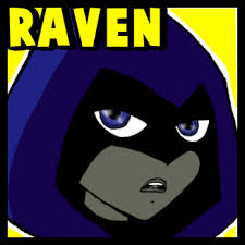 draw raven teen titans easy step step drawing