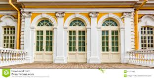 elements of baroque architecture stock photo image 61731585