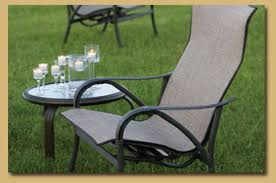 Sling Patio Chairs Patio Furniture Repair Repair Your Outdoor Furniture