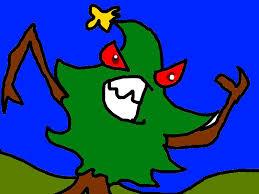 evil tree by creeperaptor40 on deviantart