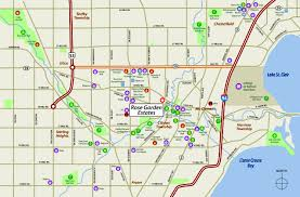 Brandeis Map Map Of The Genesee Valley Mall My Blog