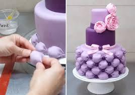 how to make billowing pillows for a wedding cake decorar con