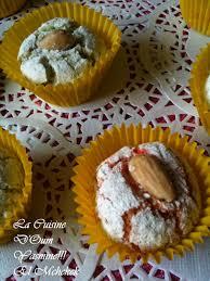 cuisine alg駻ienne gateaux recettes recettes gateaux algeriens
