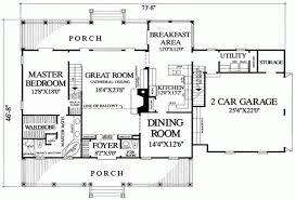 cottage floor plan william e poole designs back bay cottage