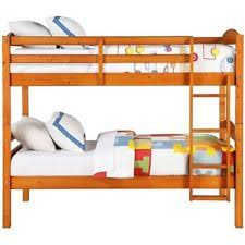 Convertible Bunk Beds Bunk Bed Beds Solid Wood Bedroom Furniture Ladder