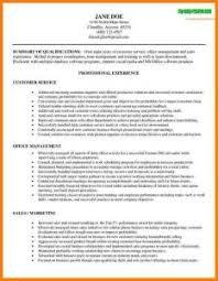 wonderful design ideas customer service skills on resume 9 fresh