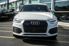 pre owned audi q3 certified pre owned 2017 audi q3 4d sport utility in sylvania