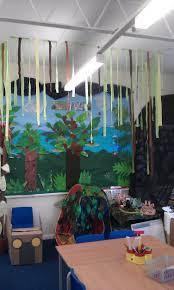 twinkl writing paper jungle amazon tree display classroom displays animal jungle jungle amazon tree display classroom displays class display animal jungle monkey