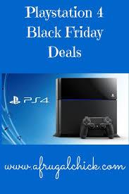 playstation 4 on black friday 4 black friday deals