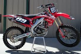 2010 for sale for sale michael leib s 2010 honda crf250r transworld motocross