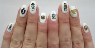 hanukkah nail festive hanukkah nails traditions gifts