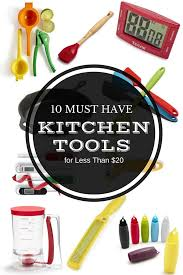 gift guide 10 must have kitchen tools for less than 20 boulder