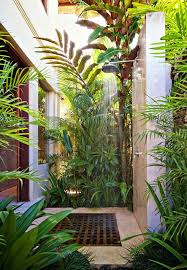 22 of the prettiest outdoor showers shower images karma and villas