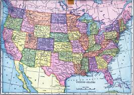 America Map With States by Christian Ministry U2013 Page 2 U2013 Americaneedsprayers