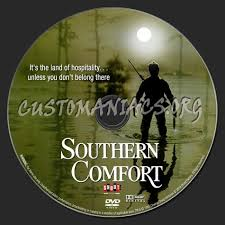 Southern Comfort 1981 Southern Comfort 1981 Dvd Label Dvd Covers U0026 Labels By