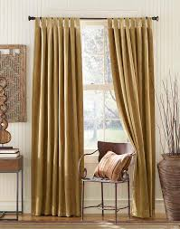 decor golden tab curtains for transitional living room decor