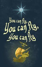 you can fly peter pan images you can fly wallpaper and background photos 35504232