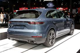 porsche suv turbo 2019 porsche cayenne turbo is a