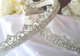stefana crowns orthodox stefana wedding crown bridal sterling silver plated