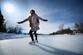 learn how to ice skate in 10 steps