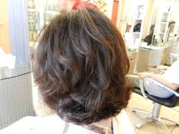 Cute Hairstyles For Short Permed Hair by Body Wave Perm Before And After Short Hair Google Search Hair