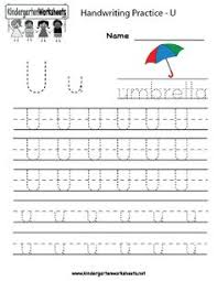 kindergarten letter s writing practice worksheet printable g