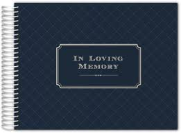 funeral sign in book custom funeral guestbooks personalized funeral guest sign in book