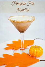 pumpkin martini recipe pumpkin pie martini a year of cocktails