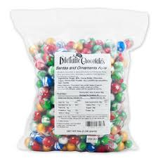 bulk christmas bags christmas milk chocolate in bulk stuffers 5lb bag