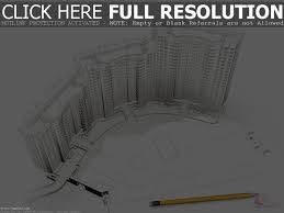 architecture design drawing building architect d architectural