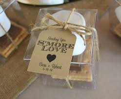 smores wedding favors cuvier club
