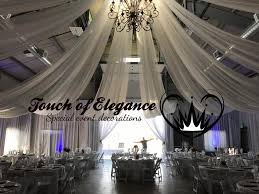 event decorations touch of elegance special event decorations home