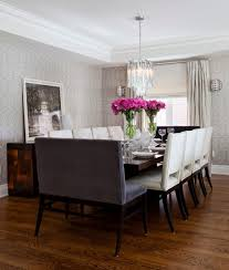 transitional dining room sets transitional dining room with a low wooden dining table for white