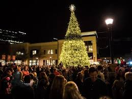 weekend best bets markets tree lightings out and