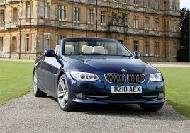bmw 320ci convertible bmw 3 series convertible e93 2007 car review honest