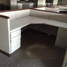 Herman Miller Reception Desk Herman Miller 8 U0027 X 8 U0027 Cubicle Workstation Office Furniture Warehouse