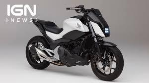 ces 2017 honda u0027s motorcycle robotics stay upright ign