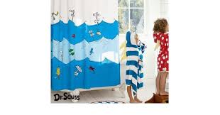 Amazing Deal On Periodic Table Shower Curtain Kids Children Amazon Com Pottery Barn Kids Dr Seuss Tm Grommet Shower Curtain