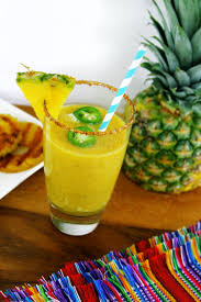 jalapeno margaritas spicy pineapple jalapeño margarita mocktail growing up bilingual